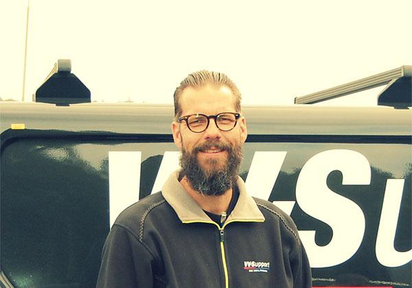 Stefan Lindvall